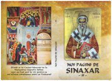 "Cartea ""Noi pagini de Sinaxar"" – Vol. al III-lea"