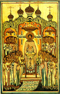 Sf Ioan Hrisosotomos predicand