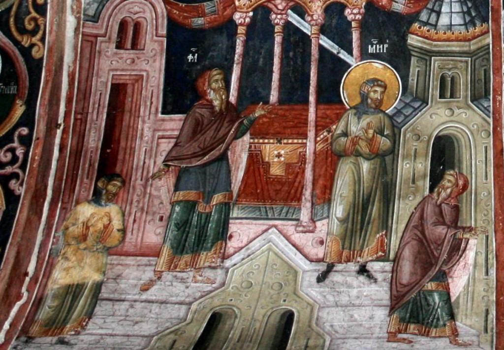 D Vamesului si a fariseului