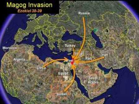 Magog-Invasion