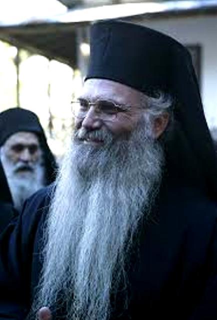 IPS Nicolae, Mitropolit de Mesogaias şi Lavreotikis
