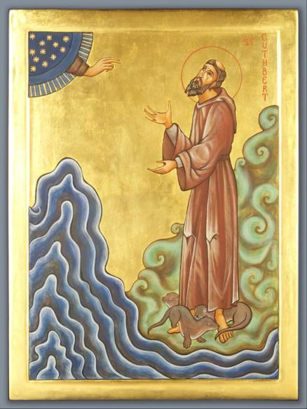20 martie, Sf Ierarh Cuthbert